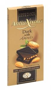 antiu xixona almond chocolate